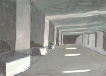 Roma, Sottopassaggio – Statione Termini