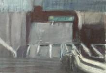 Stationi Termini, Unterführung