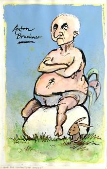 Anton Bruckner und das symfonische Osterei
