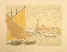 Venedig – Blick auf den Dogenpalast