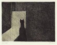 Die Katze vor dem Mauseloch