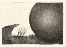 71. Der Rabe und die Kugel