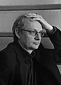 Portrait Künstler Franz Blaas