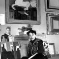 Portrait Trude Engelsberger Künstlerin