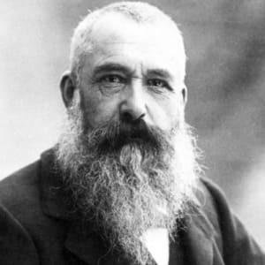Portrait Claude Monet