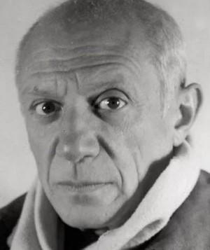 Portrait von Pablo Picasso