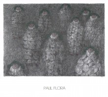 Buch Paul Flora Katalog Bloch 1981