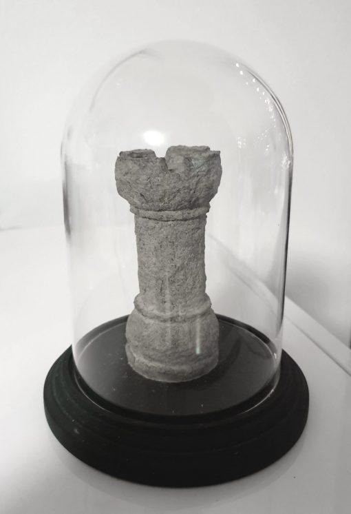 Anton Drioli Turm Skulptur