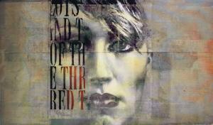 Margit Füreder Ölbild Lilith