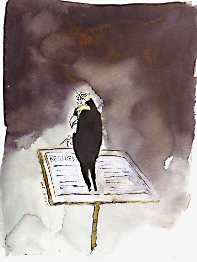 Jörg Hilbert, Requiem II