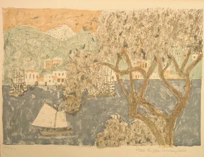 Max Peiffer-Watenphul, Ischia